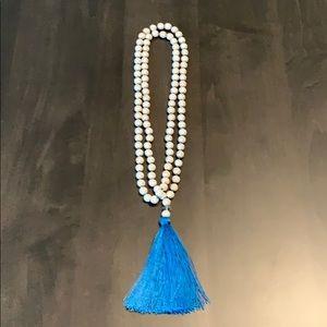 Mandala style necklace